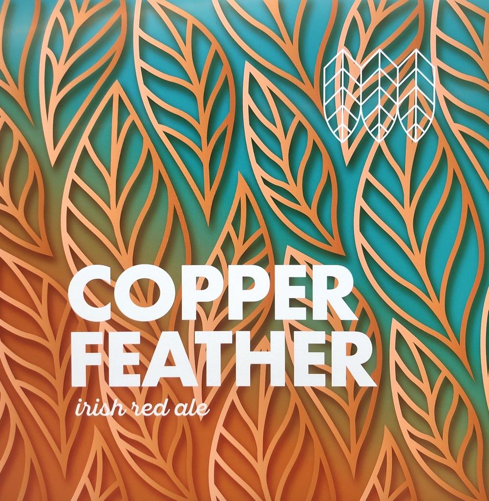 Copper Feather Irish Red Ale