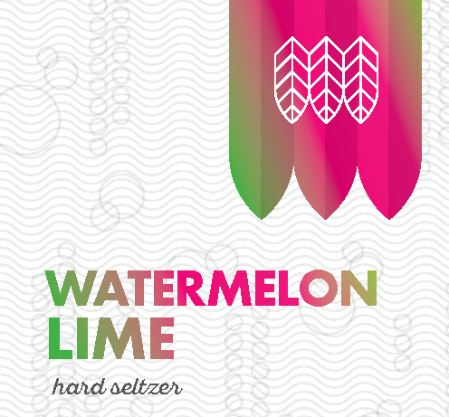 Watermelon Lime Hard Seltzer